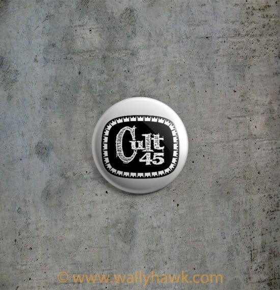 Cult 45 Button