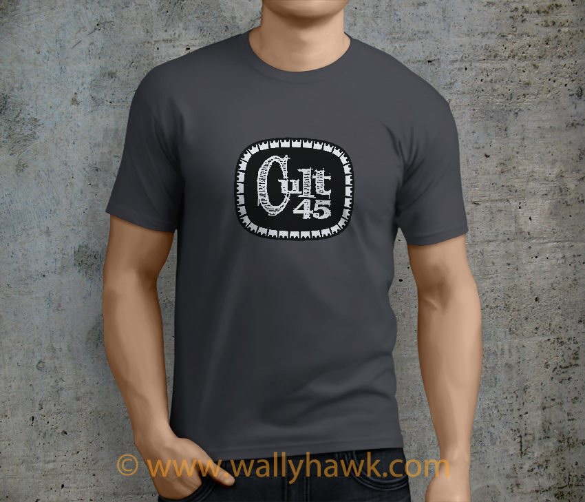 Cult 45 Shirt - Male Charcoal