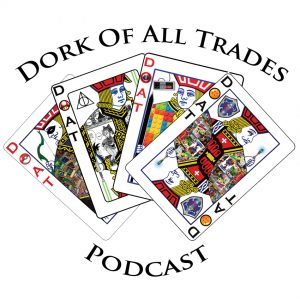 Dork of All Trades Main Logo
