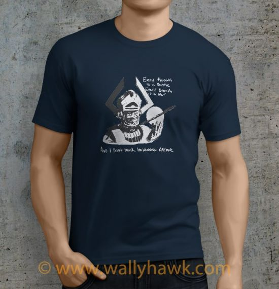 Winning Shirt - Male Navy