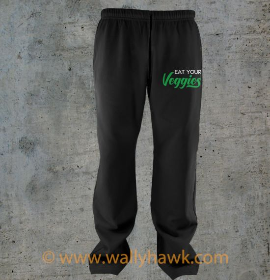 Eat Your Veggies Sweatpants - Adult