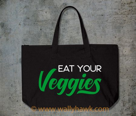 Eat Your Veggies Tote