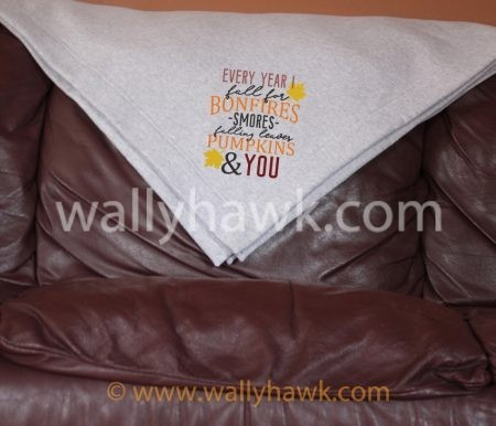 Fall For You Blanket