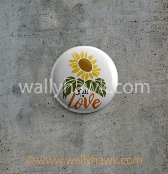 Fall in Love Button