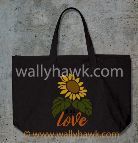 Fall in Love Tote