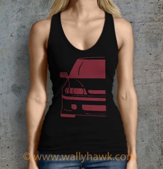 First Gen Legacy Tank Top - Female Black