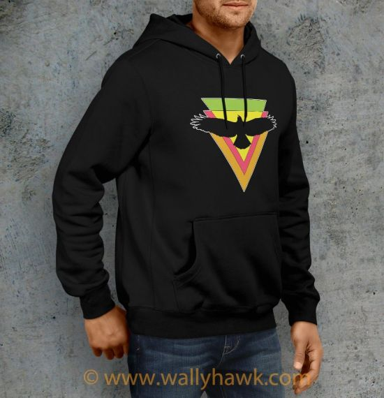 Hawk Hoodie - Right