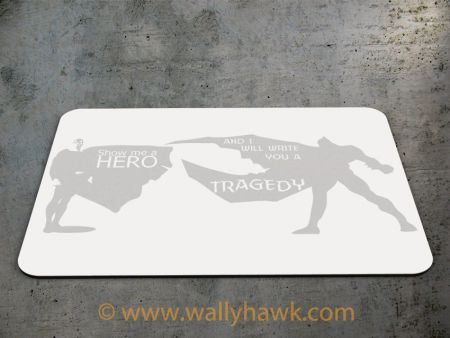 Heroic Tragedy Mousepad 2