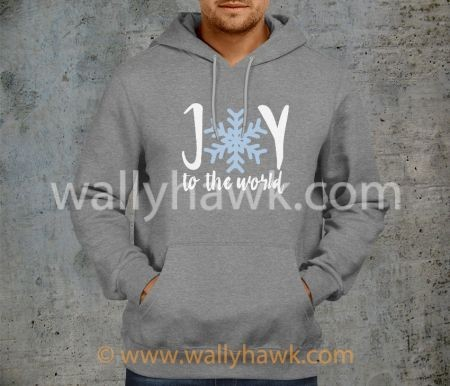 Joy to the World Hoodie - 4
