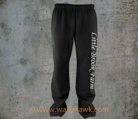 Little Brook Farm Logo Sweatpants