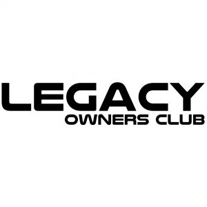 Legacy Owners Club