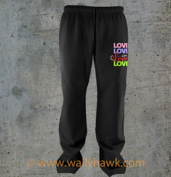 Love Love Love Love Sweatpants