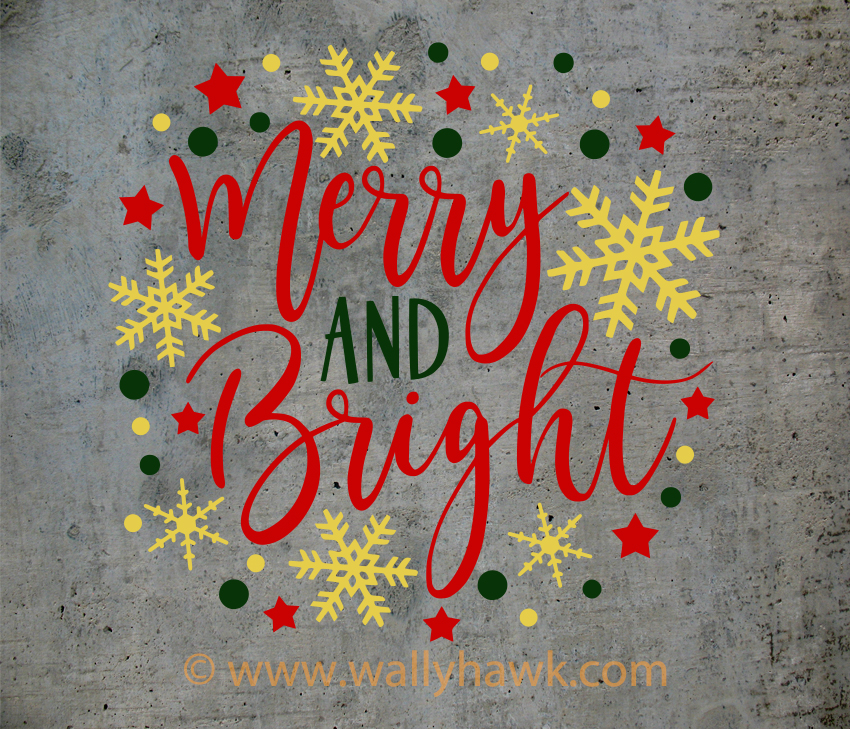 Merry and Really Bright