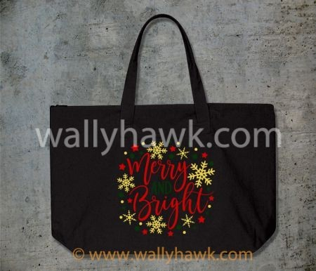 Merry and Bright Tote