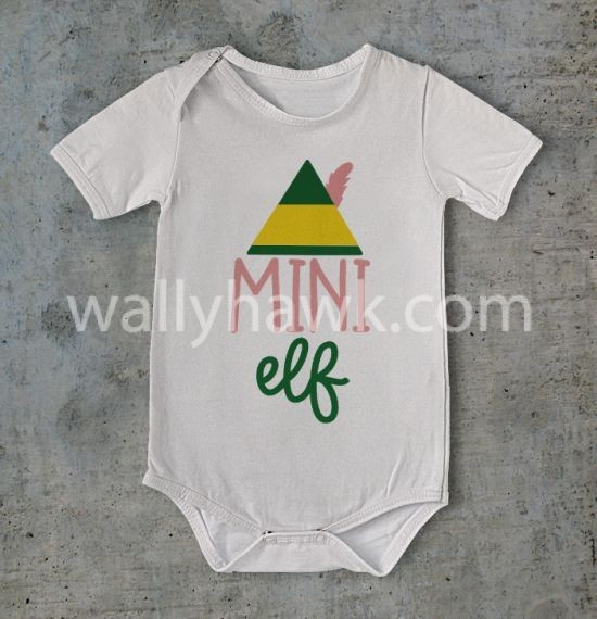 Mini Elf Youth Shirt - Baby Bodysuit