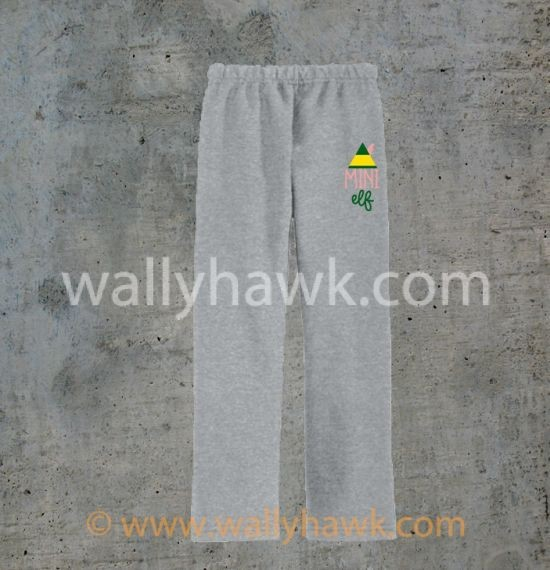 Mini Elf Sweatpants