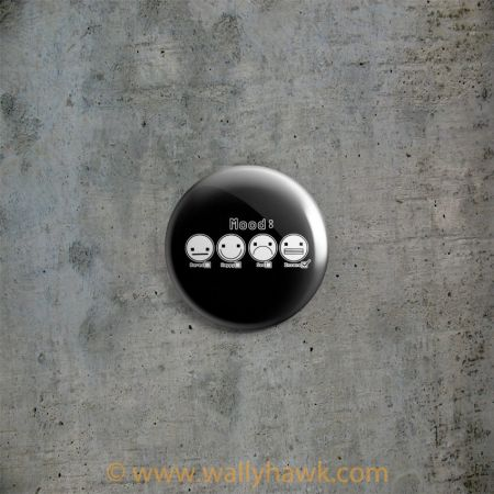 Current Mood Button