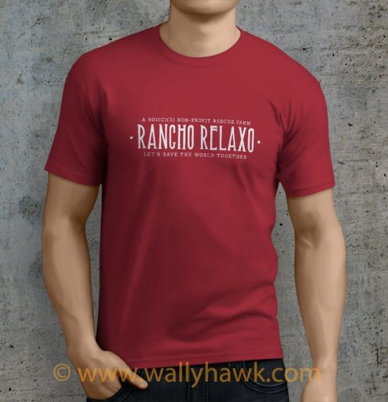 Official Supporter Shirt - Male Crimson