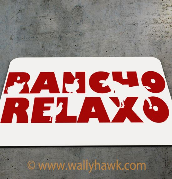 Rancho Cutout Mousepad - 2