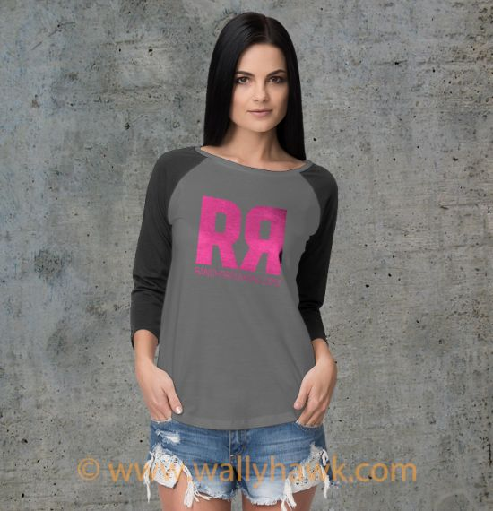 RR Shirt - Raglan Gray