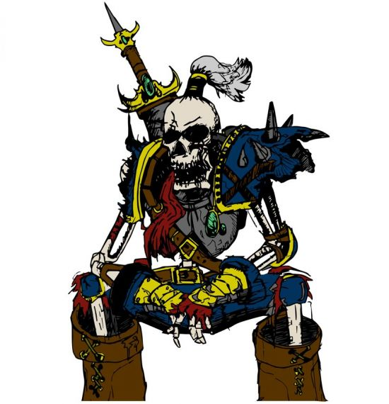 Skeletal Warrior