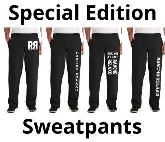 Special Edition Sweatpants