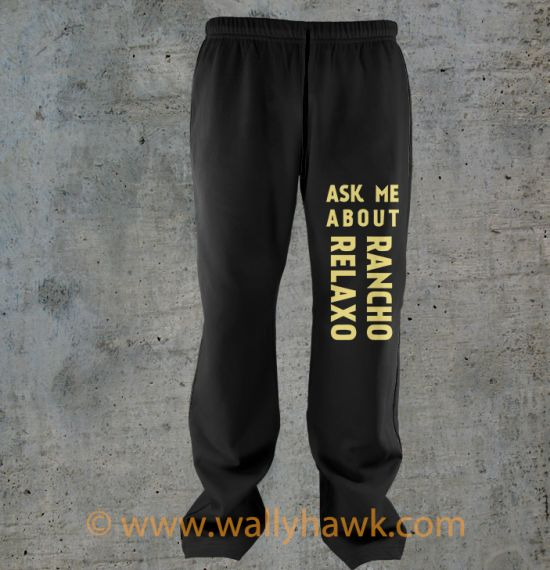 Special Edition Sweatpants - Ask Me About