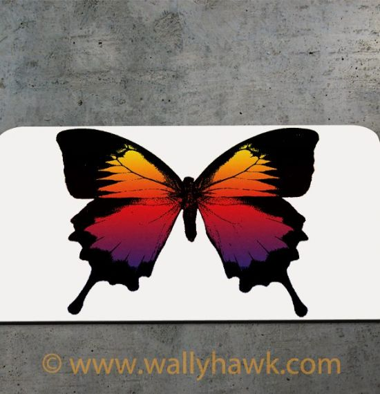 Swallowtails Mousepad - 2