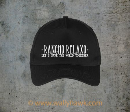 Official Supporter Hat - Twill Hat - Rancho Relaxo