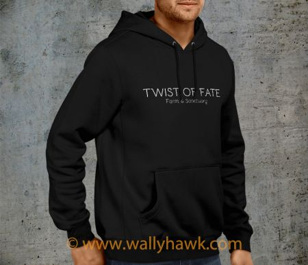 Twist of Fate Hoodie - Right