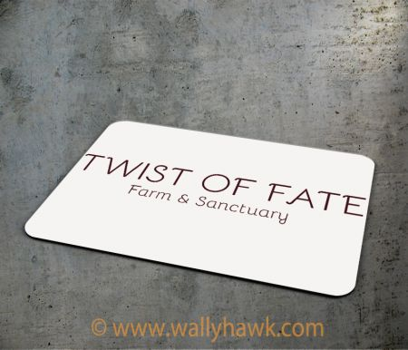 Twist of Fate Mousepad 3
