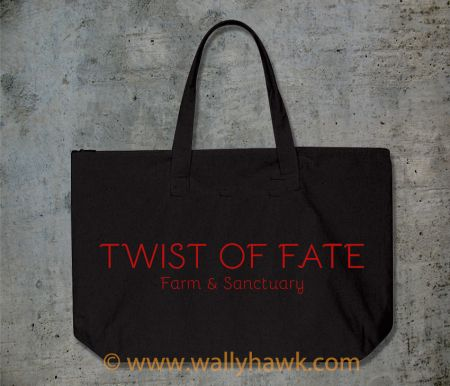 Twist of Fate Tote