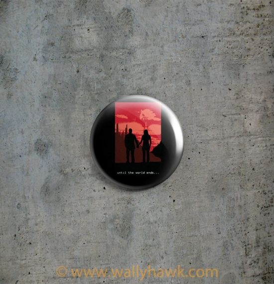 Until the World Ends Button