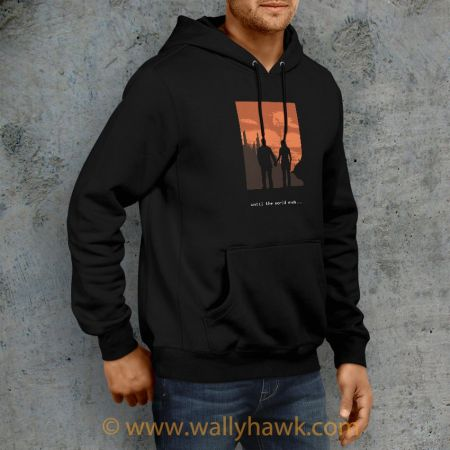 Until the World Ends Hoodie - Right