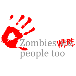 Zombies Were People Main Product Image